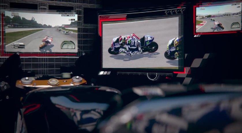 MotoGP 15 in uscita a giugno per PC e console