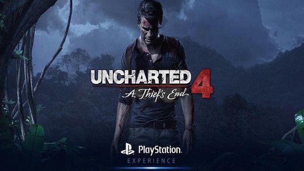 Uncharted 4 rinviato alla primavera 2016