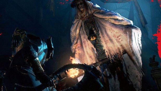 Bloodborne: nuove immagini di gioco da Dengeki PlayStation