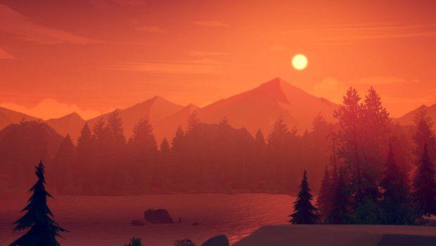 Firewatch: le foreste del Wyoming in nuovi scatti panoramici