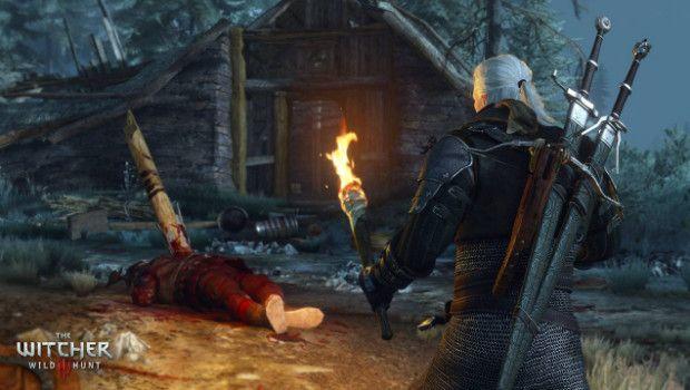 The Witcher 3: Wild Hunt – nuove immagini con Geralt e Ciri
