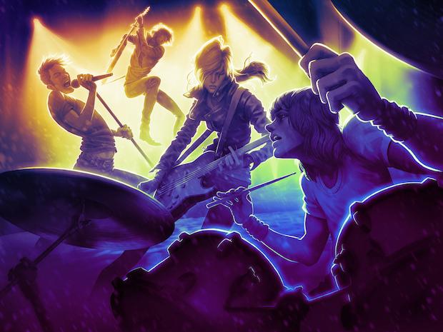 Rock Band 4 annunciato per PlayStation 4 e Xbox One