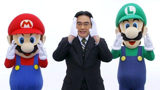 """Satoru Iwata: """"Non c'è sincerità nel termine free-to-play"""""""