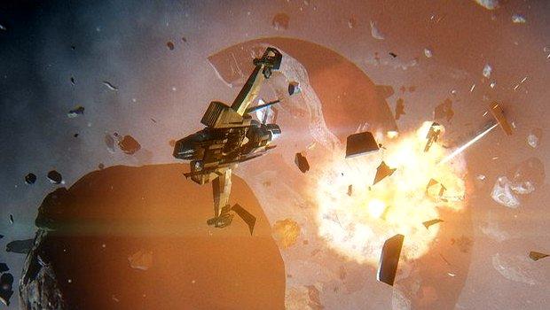 """Star Citizen: il nuovo video mostra il sistema di danni """"next-gen"""""""
