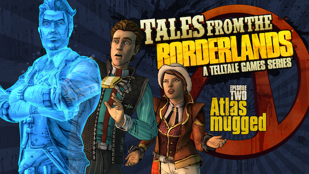 Tales from the Borderlands, il trailer del secondo episodio: Atlas Mugged