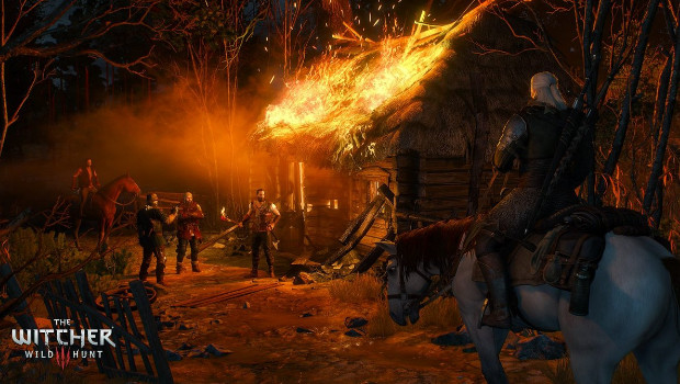 The Witcher 3: Wild Hunt – immagini e video dal PAX East 2015