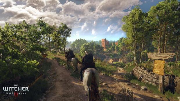 The Witcher 3: Wild Hunt – nuovo video di gioco dalla GDC 2015