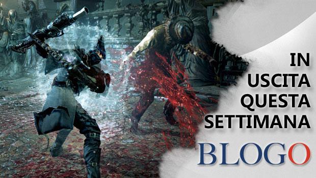 Videogiochi in uscita dal 23 al 29 marzo: Bloodborne, RIDE,  Borderlands The Handsome Collection