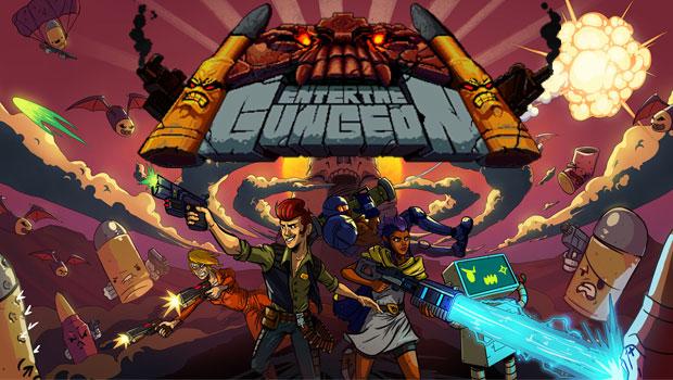 Enter the Gungeon: nuovo video di gioco tra sparatorie, esplorazione e battaglie con i Boss