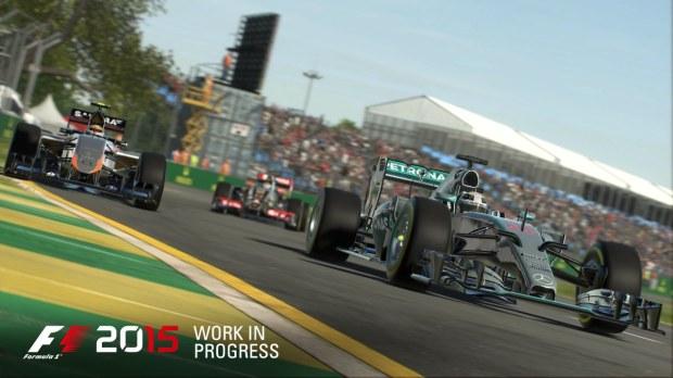 F1 2015: data di uscita e nuovi screenshot