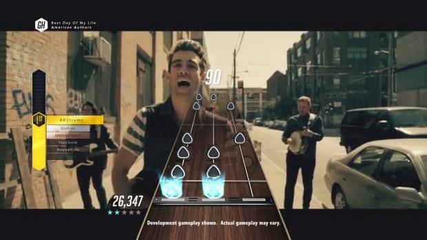 Guitar Hero Live: svelata una parte della tracklist