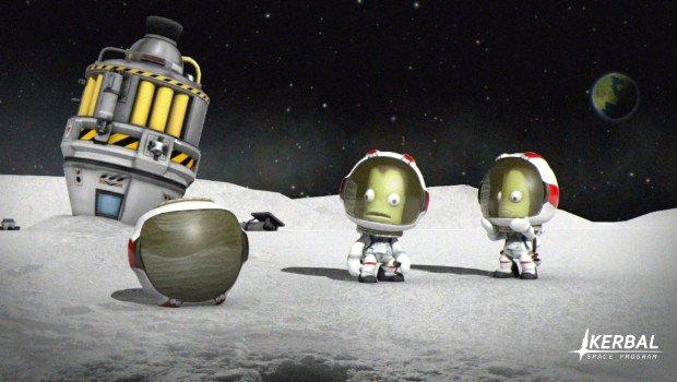 Kerbal Space Program: prima video-dimostrazione sulle novità della versione finale