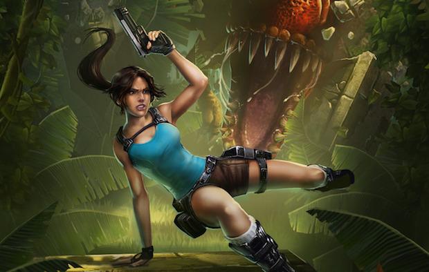 Lara Croft: Relic Run annunciato per iOS e Android. Ecco un'assaggio del gameplay