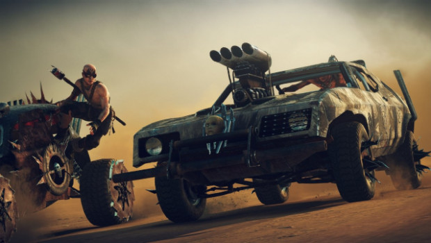 Mad Max: sparatorie, scazzottate e inseguimenti nelle nuove immagini e scene di gioco
