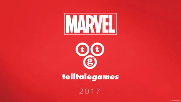 Marvel e Telltale Games insieme per una nuova serie nel 2017
