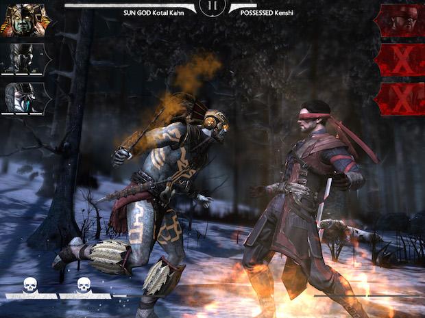 Mortal Kombat X è disponibile su iOS, presto anche su Android