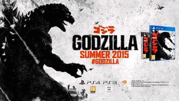 Godzilla, il multiplayer sarà un'esclusiva per PlayStation 4