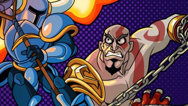 Shovel Knight: svelato il ruolo di Kratos nelle versioni PS3, PS4 e PS Vita