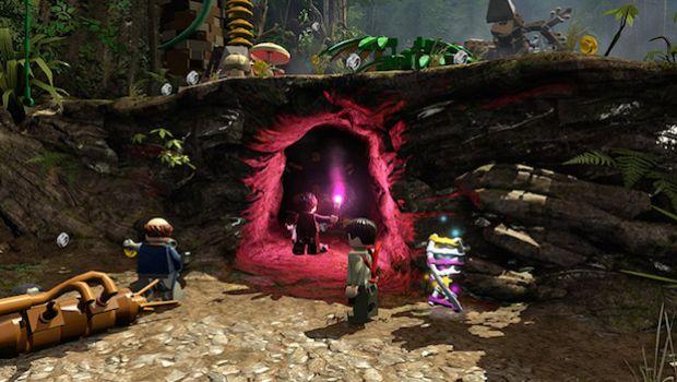 Lego Jurassic World, nuove immagini di gioco