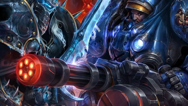 Heroes of the Storm: la versione finale a inizio giugno