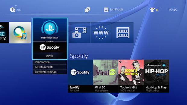 Playstation Music, grande successo: 1,5 milioni di download in 24 ore