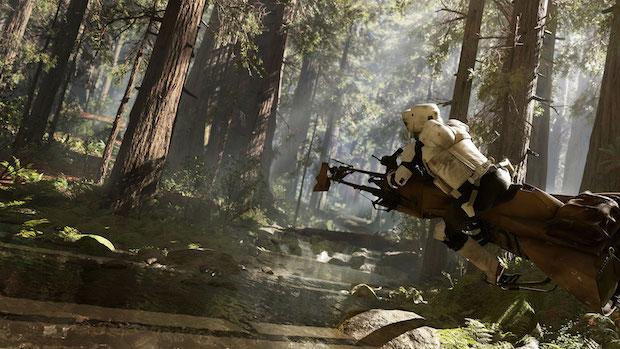 Star Wars Battlefront ha una data di uscita: oggi il nuovo trailer