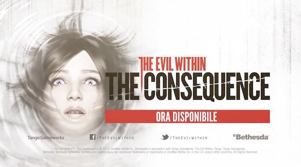 The Evil Within, disponibile il DLC The Consequence: ecco il trailer