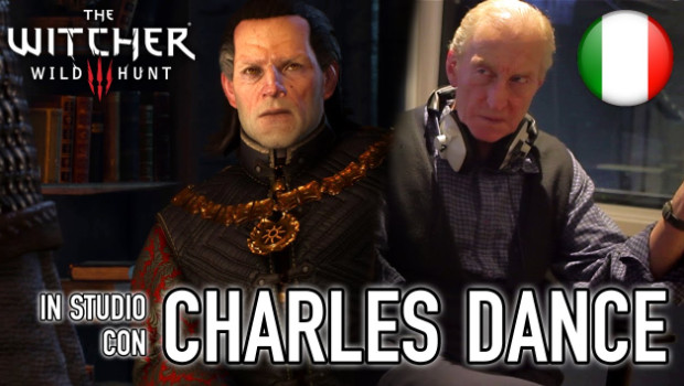 The Witcher 3: Wild Hunt – nuovo video con Charles Dance