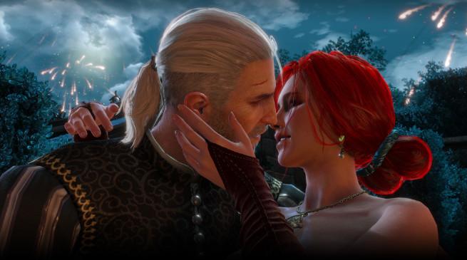 The Witcher 3: Wild Hunt – Geralt fa il romanticone con Triss e Yennefer in una nuova serie di screenshot