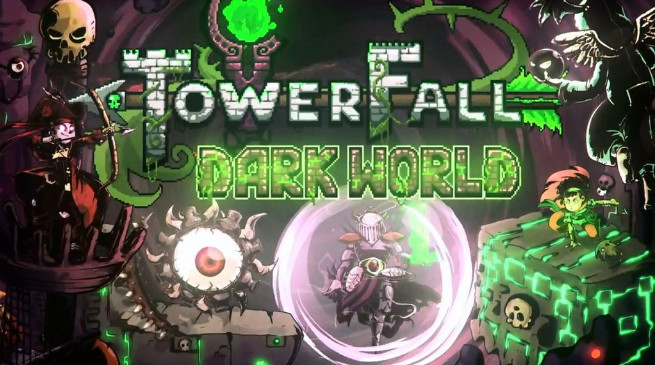 TowerFall Ascension: l'espansione Dark World si lancia in foto e video