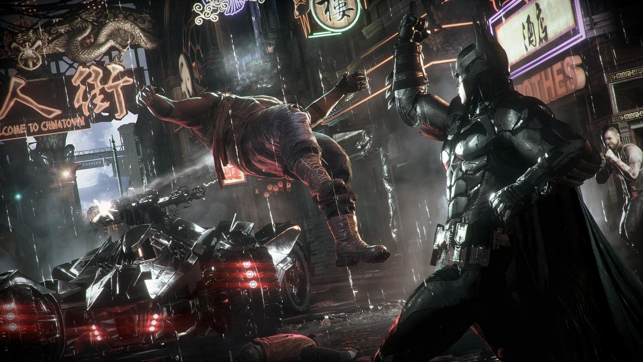 Batman: Arkham Knight – nuovo filmato dimostrativo sul Dual Play