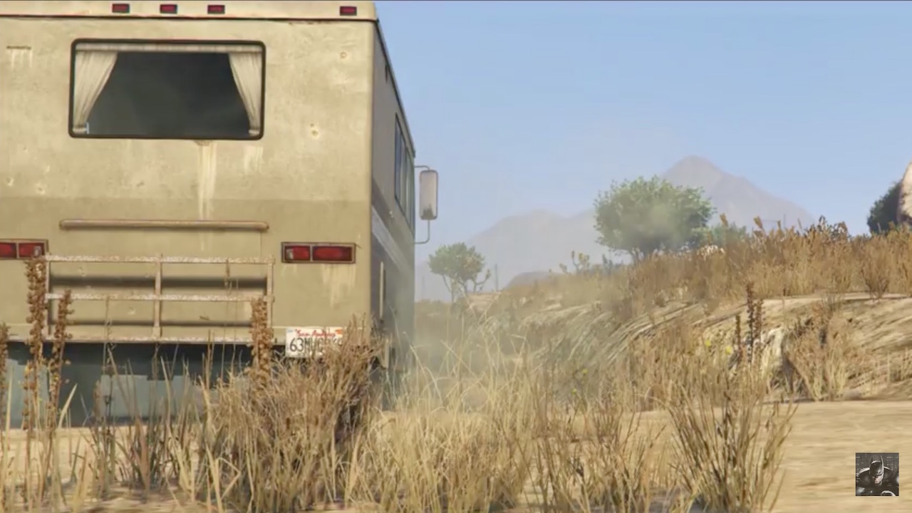 Breaking Bad ricreato in Grand Theft Auto V