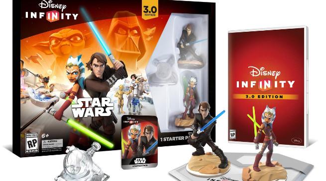 Disney Infinity 3.0 è realtà: video d'annuncio e prime immagini di gioco