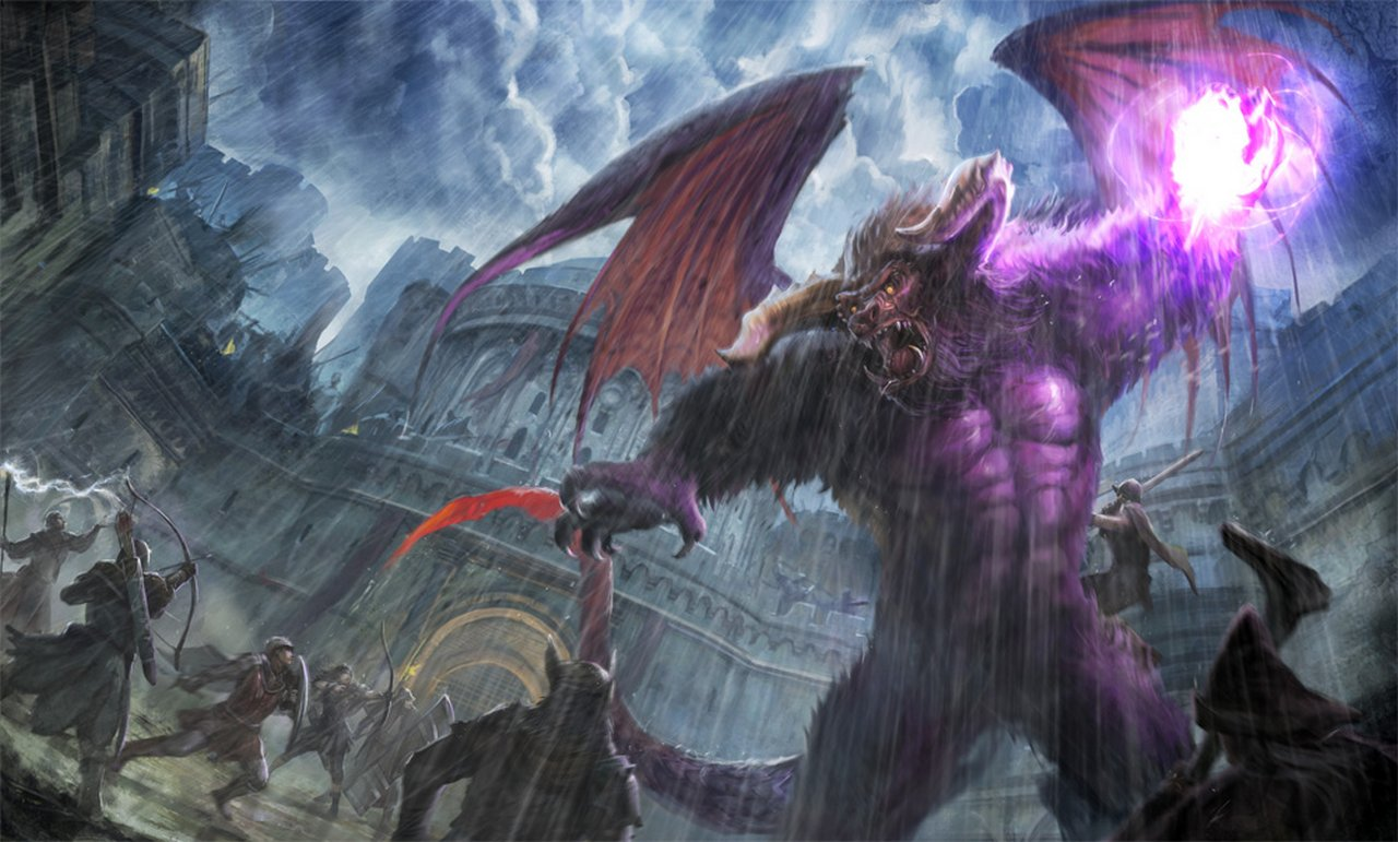 Dragon's Dogma Online: il demone Zulu si mostra in nuovi screenshot
