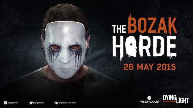 Dying Light, il DLC The Bozak Horde arriverà il 26 maggio
