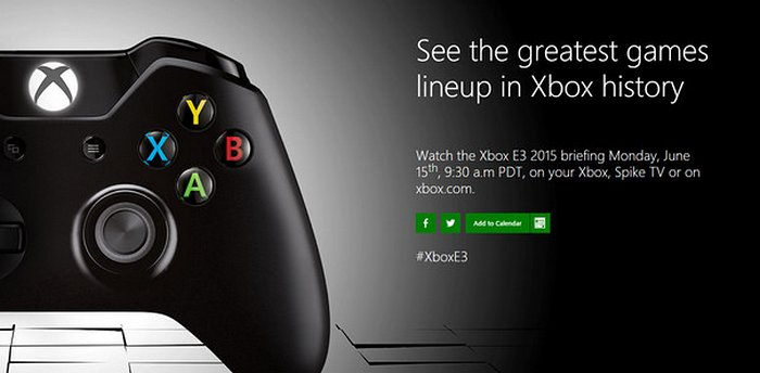 """E3 2015: Microsoft promette """"la migliore line-up di sempre"""""""