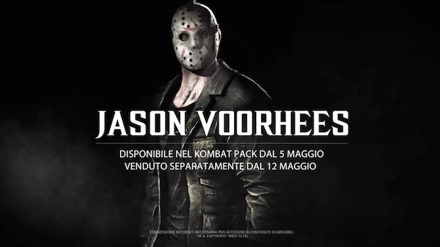 Mortal Kombat X, il bundle con Jason Voorhees uscirà domani