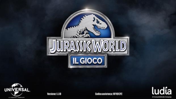 Jurassic World, il gioco ufficiale arriva su iOS