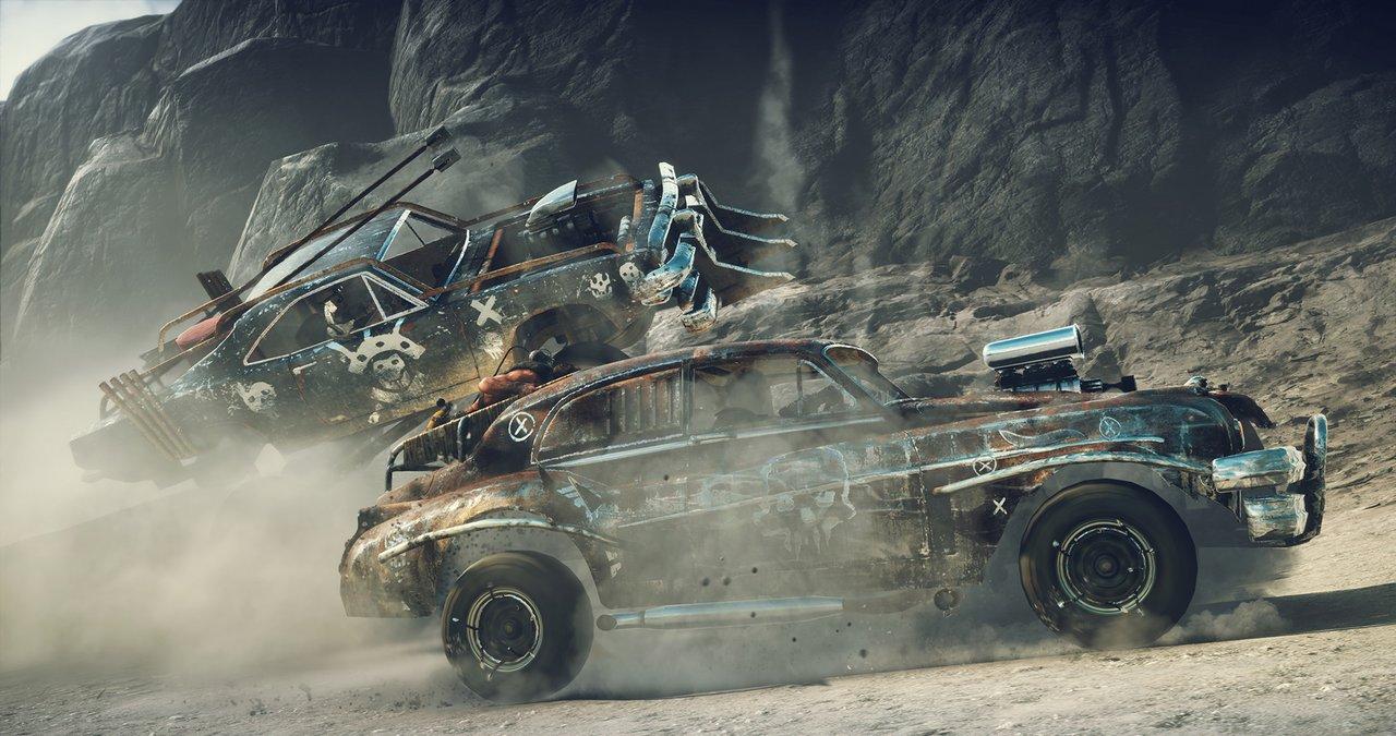 Mad Max: immagini e video sulla storia e sui veicoli