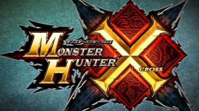 Monster Hunter X per 3DS: trailer d'annuncio e prime immagini di gioco