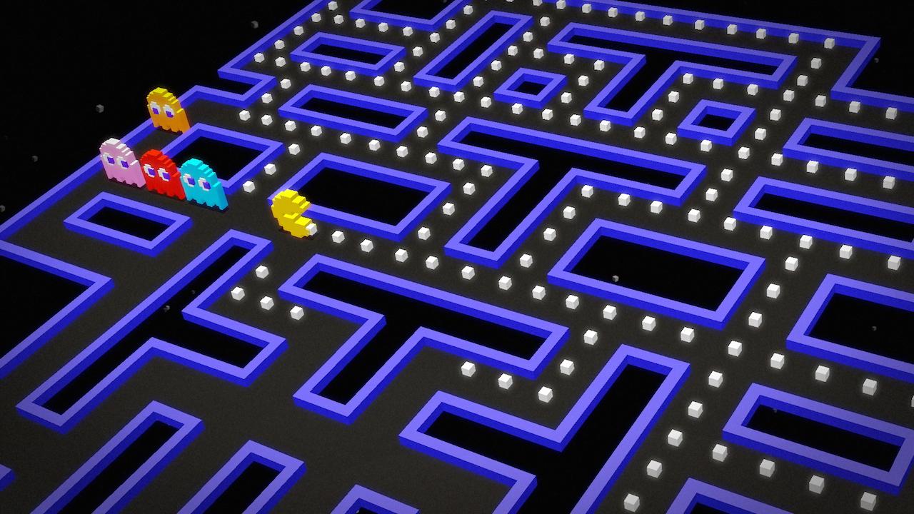 Pac-Man 256 arriverà in estate su smartphone e tablet
