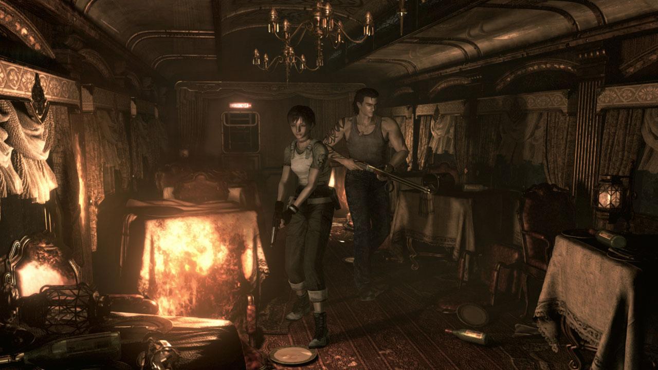 Resident Evil Zero avrà una riedizione per PS4 e Xbox One