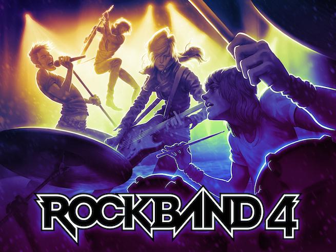 Rock Band 4, svelati i primi brani