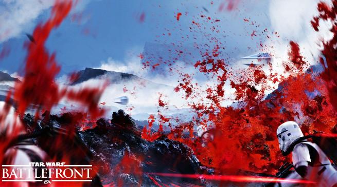 Star Wars Battlefront: nuove cartoline da Sullust e prime info sulle mappe multiplayer