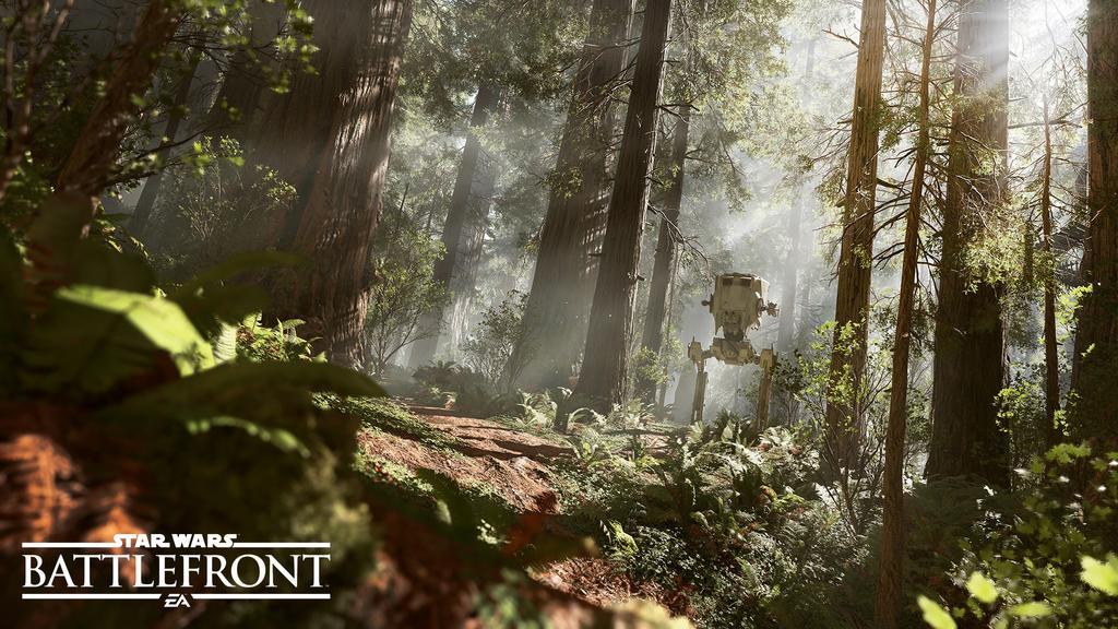 Star Wars Battlefront: nuova immagine con un AT-ST e qualche dettaglio sulla personalizzazione