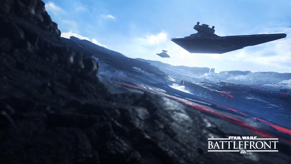 Star Wars Battlefront: nuova immagine da Sullust e qualche info sulle classi multiplayer