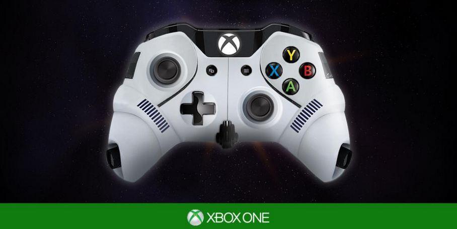 Star Wars Day: gli speciali controller Xbox One che non vedremo mai