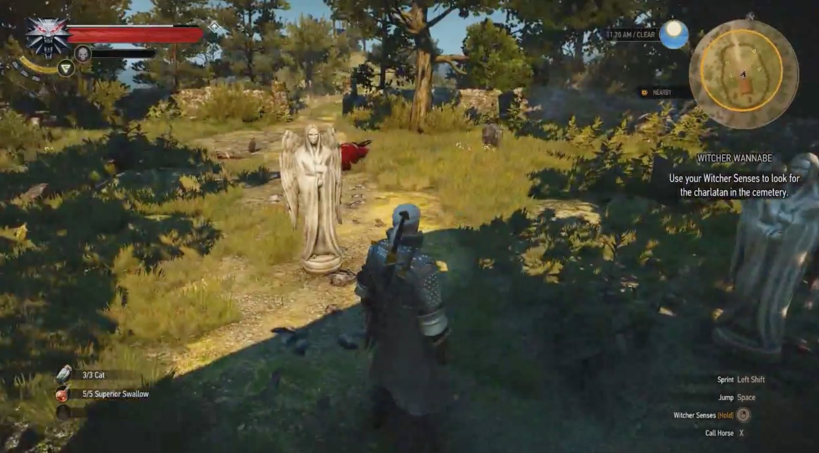 The Witcher 3: Wild Hunt, spaventosa easter egg dedicata al Doctor Who