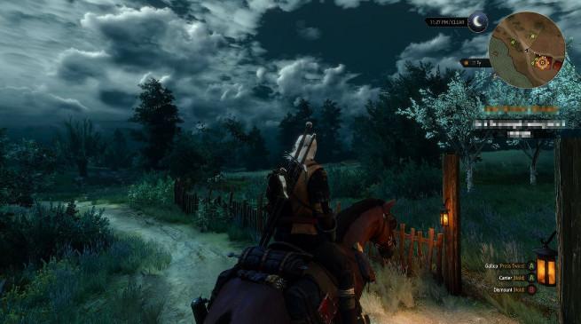 """The Witcher 3: Wild Hunt – trailer """"Rage & Steel"""" e nuovi dettagli sul meteo dinamico"""