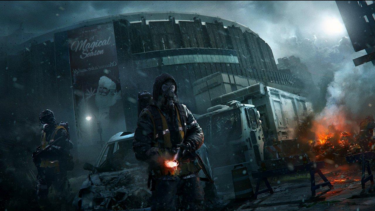 Tom Clancy's The Division: nuovi render sulle armi